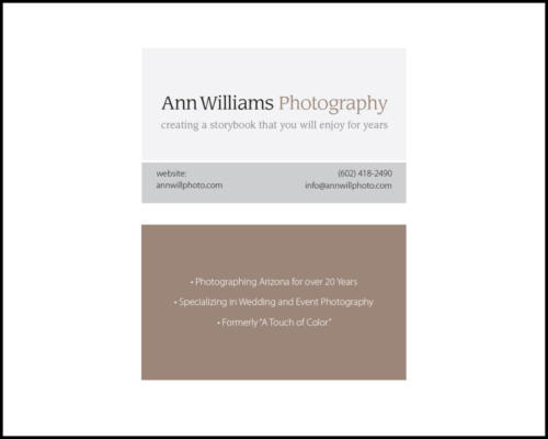 Ann Williams Photography