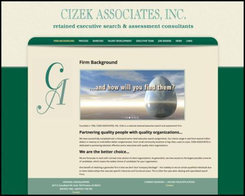 Cizek & Associates