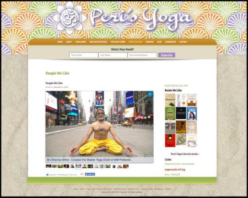 Peri's Yoga