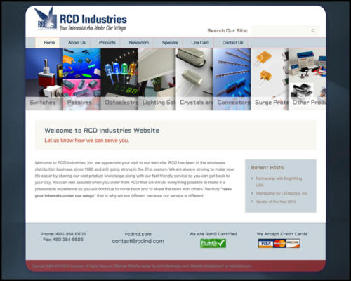 RCD Industries